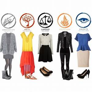 Divergent Faction clothing. Who's the best one ...