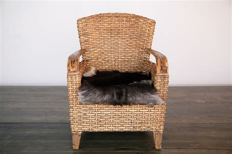wicker arm chairs out of the dust rentals