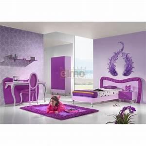 Chambre Complete Fille : chambre enfant compl te th me princesse fairy ~ Teatrodelosmanantiales.com Idées de Décoration