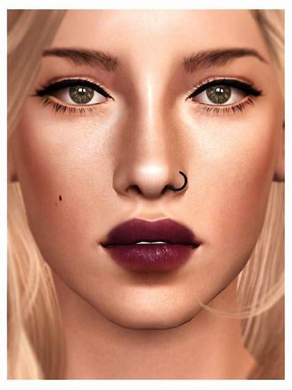 Sims Makeup Cc Hair Lipstick ιѕ Lιғe