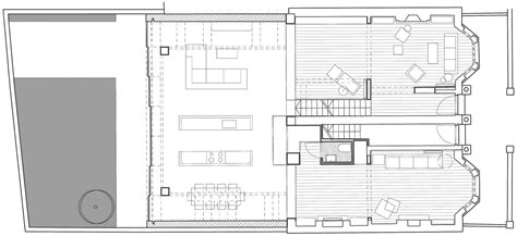 bureau de change design ground floor plan modern home in by bureau de