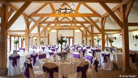 wedding breakfast sandhole oak barn wedding venue