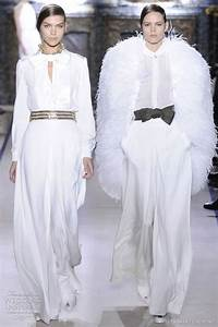 yves saint laurent fall winter 2011 2012 wedding inspirasi With ysl wedding dress