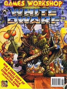 White Dwarf 164 - White Dwarf Magazine Covers