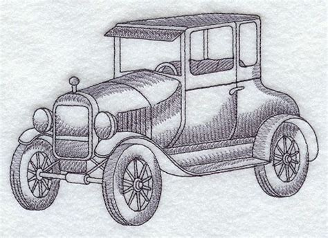Ford Model T design (G2575) from www.Emblibrary.com ...