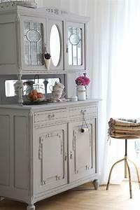 Küchenschrank Vintage : antiker k chenschrank shabby chic schrank rosa wohnen ~ Pilothousefishingboats.com Haus und Dekorationen