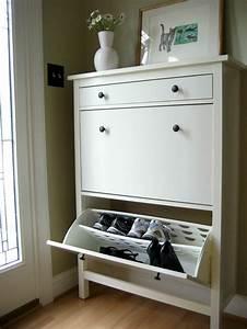Meuble Entrée Ikea : le meuble chaussure id es de rangement moderne ~ Teatrodelosmanantiales.com Idées de Décoration
