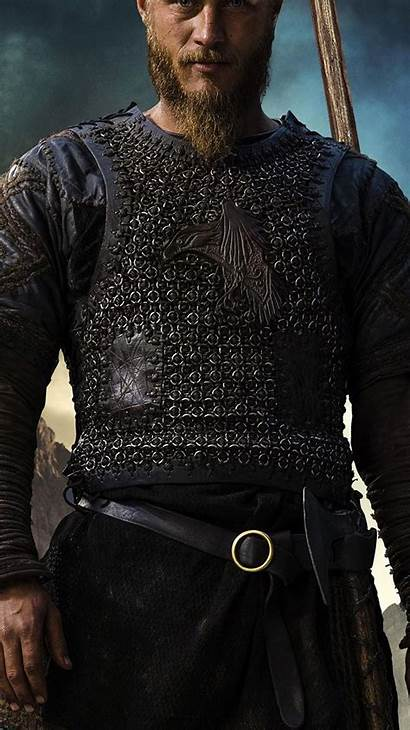 Ragnar Vikings Iphone Fimmel Travis Wallpapers