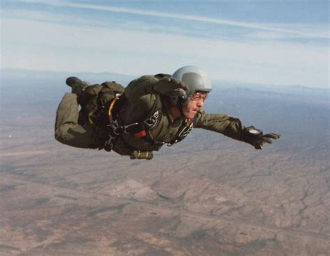 delta force jumpers collided   feet