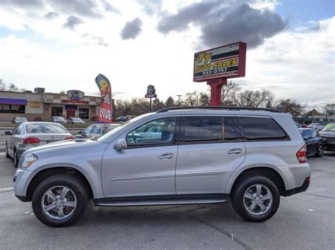 Finished in black over black leather. 2008 Mercedes-Benz Gl-Class AWD GL 450 4MATIC 4dr SUV In ...