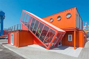 Shipping Container Offices Around the World - Big Box