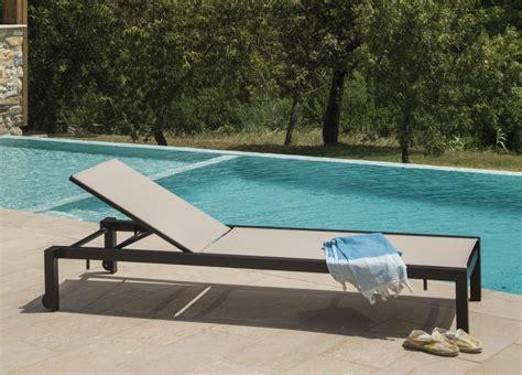 Single Chair Sofa by Una Sun Lounger Sun Loungers Contemporary Garden Furniture