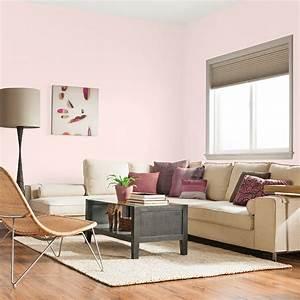 rose quartz dans la salle de sejour salon inspirations With decoration de salle de sejour