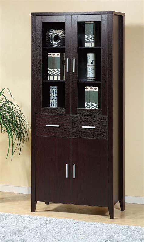 Book Cabinets With Doors by 25 Best Bookcases And Display Cabinets Images On