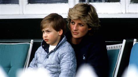 prince william confesses walking  princess dianas