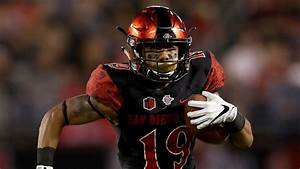 San Diego State's Donnel Pumphrey compares skill set to ...