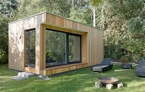Gartenhaus Mit Glasfront : modernes gartenhaus bunte bunte ~ Markanthonyermac.com Haus und Dekorationen