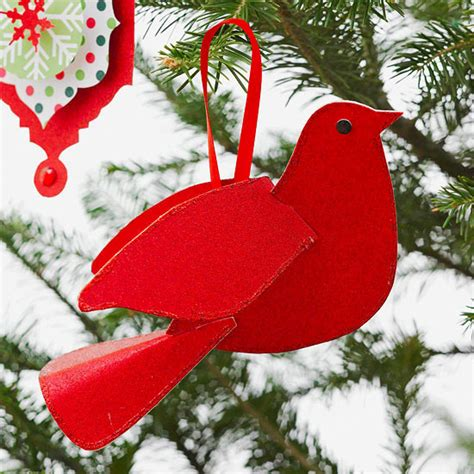 diy christmas paper ornaments ideas   holiday
