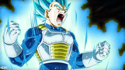 Anime Dragon Ball Real Power Of Vegeta S New Form Otakukart