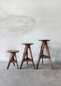 Wooden Bar Stool Designs