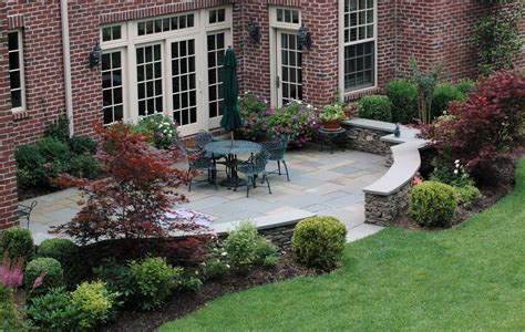 Backyard Patio Landscaping by Patios Clc Landscape Design