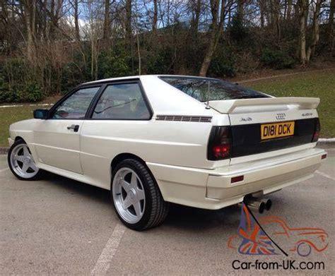 amazing audi quattro audi quattro turbo coupe 250hp amazing condition