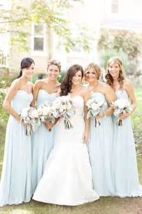 baby blue bridesmaid dresses light blue and gold wedding colors baby blue wedding palette