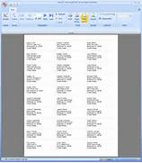 How To Print Labels The EASY Way Video Tip HelpMeRick Mail Merge For Dummies Creating Address Labels In Word Free Address Label Templates Microsoft Word Templates Showing Gridlines In A MS Word Label Template Worldlabel