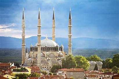 Selimiye Mosque Edirne Ottoman Turkey Masjid Selim