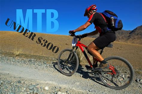 Best Mountain Bike Under $300  Finding The Idea On Your