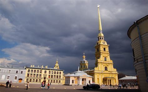 st petersburgpeter  paul fortress  cathedral