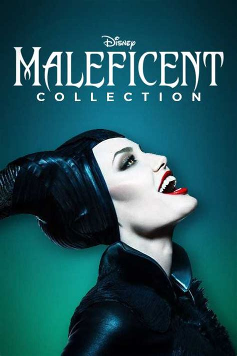 maleficent collection diiivoy  poster  tpdb