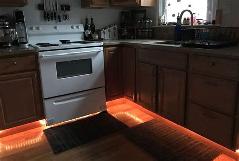 Undercabinet Rope Lighting  Hometalk