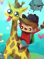 adventure pals review  boy   giraffe