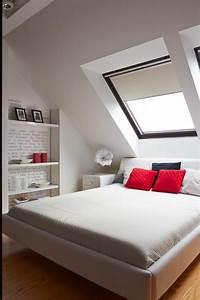 Deco Chambre Moderne : d co maison en rouge pour un appartement moderne vivons ~ Melissatoandfro.com Idées de Décoration