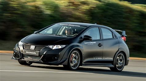 2013 Civic Type R by Drive Honda Civic 2 0 Type R Prototype Top Gear