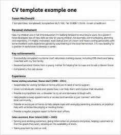 resume templates free download documents converter sle blank cv 6 documents in pdf word