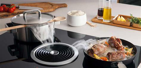 cuisiniste allemagne hotte d aspiration cuisine bora la nouvelle aspiration