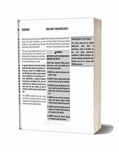 Nissan Altima 2007 Service Manual