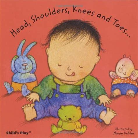 head shoulders knees  toes  books  kids