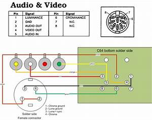 Vga To S Video Diagram