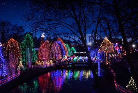 hersheypark christmas candylane hersheypark