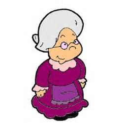 Little Old Lady Clip Art