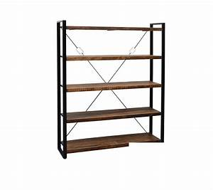 Bücherregal Metall Holz : regal industriedesign b cherregal metall holz breite 160 cm regale b cherregale modern ~ Sanjose-hotels-ca.com Haus und Dekorationen