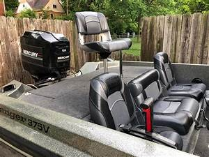 Ranger Bass Boat Replacement Seat Covers  U2013 Velcromag