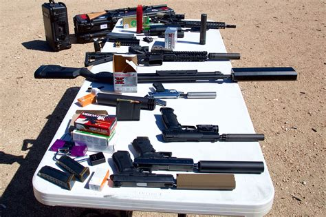 Learning The Science Behind Silencers On The Range With