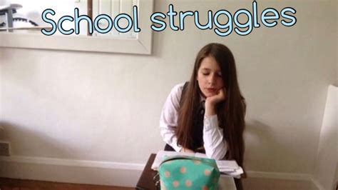 School Struggles Skit  Video Star Youtube