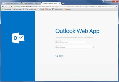 Office 365 Webmail by Office Of Information Technology Office 365 Getting