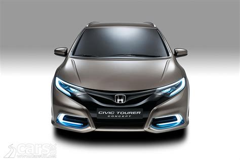future honda civic honda civic tourer concept pictures cars uk