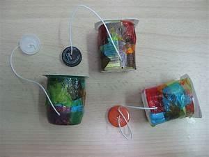 Basteln Mit Plastikbecher : yogurt cup and button crafts with chloe and sophia ~ Orissabook.com Haus und Dekorationen